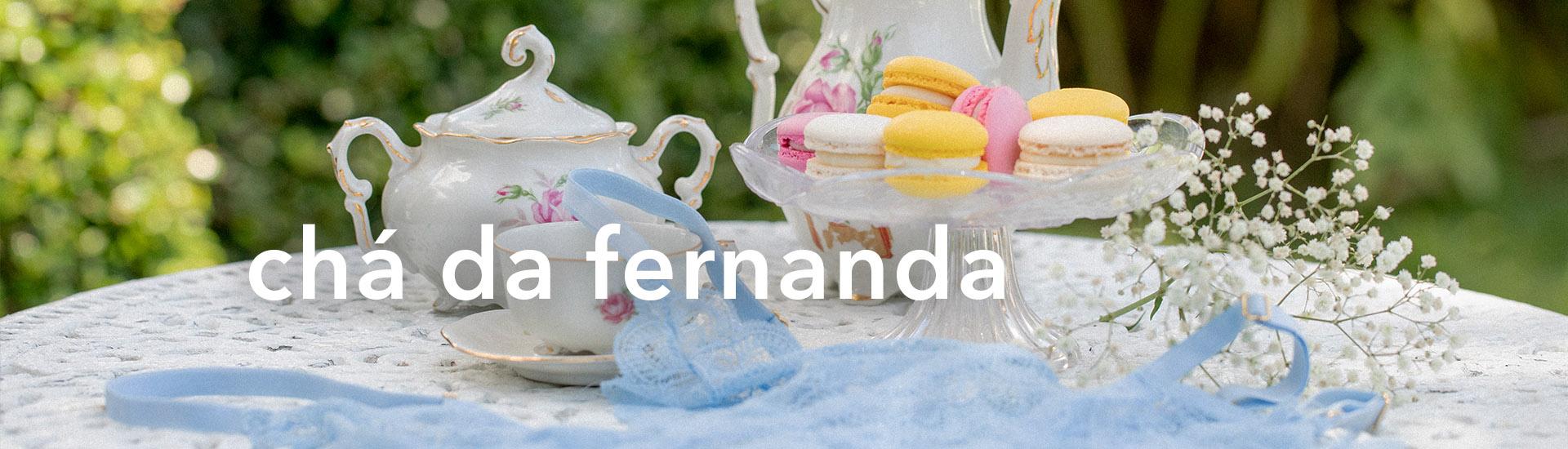 Chá da Fernanda