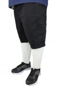 Bermuda Plus Size Jeans Cargo XXPlusSize