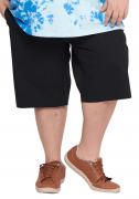 Bermuda Risca Giz Plus Size