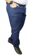 Calça Jeans Five Pocket Plus Size