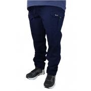Calça Plus Size Jeans Cargo