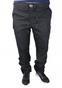 Calça Plus Size Jeans Cargo XXPlusSize
