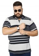 Camisa Polo Listra XPlusSize