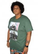Camiseta Going My Way Plus Size