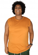 Camiseta Machão Básica Plus Size