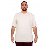 Camiseta Masculina Listra Fininha Com Bordado Plus Size