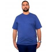 Camiseta XPlusSize Básica Elegante