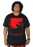 Camiseta Plus Size Flamengo - Times RJ