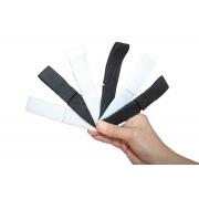 Kit 50 Protetores de Orelha Reguláveis Para Máscara