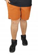 Short Básico Brim Plus Size