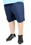 Short Pijama Plus Size Samba Canção EXXPlusSize 100% Algodão