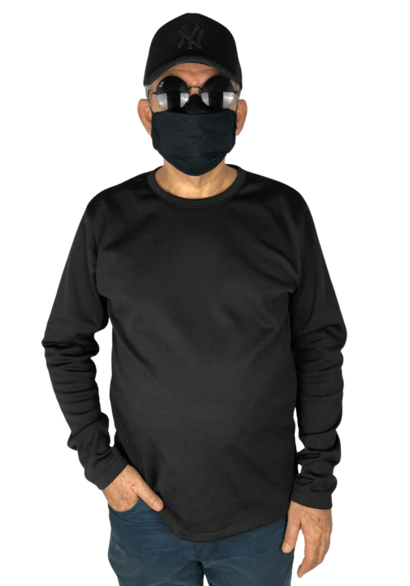 Agasalho de Moletom Flanelado - Blusão XPlusSize
