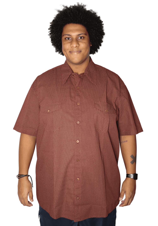 Camisa Colarinho Com 2 Bolsos e Tampa - Promoção