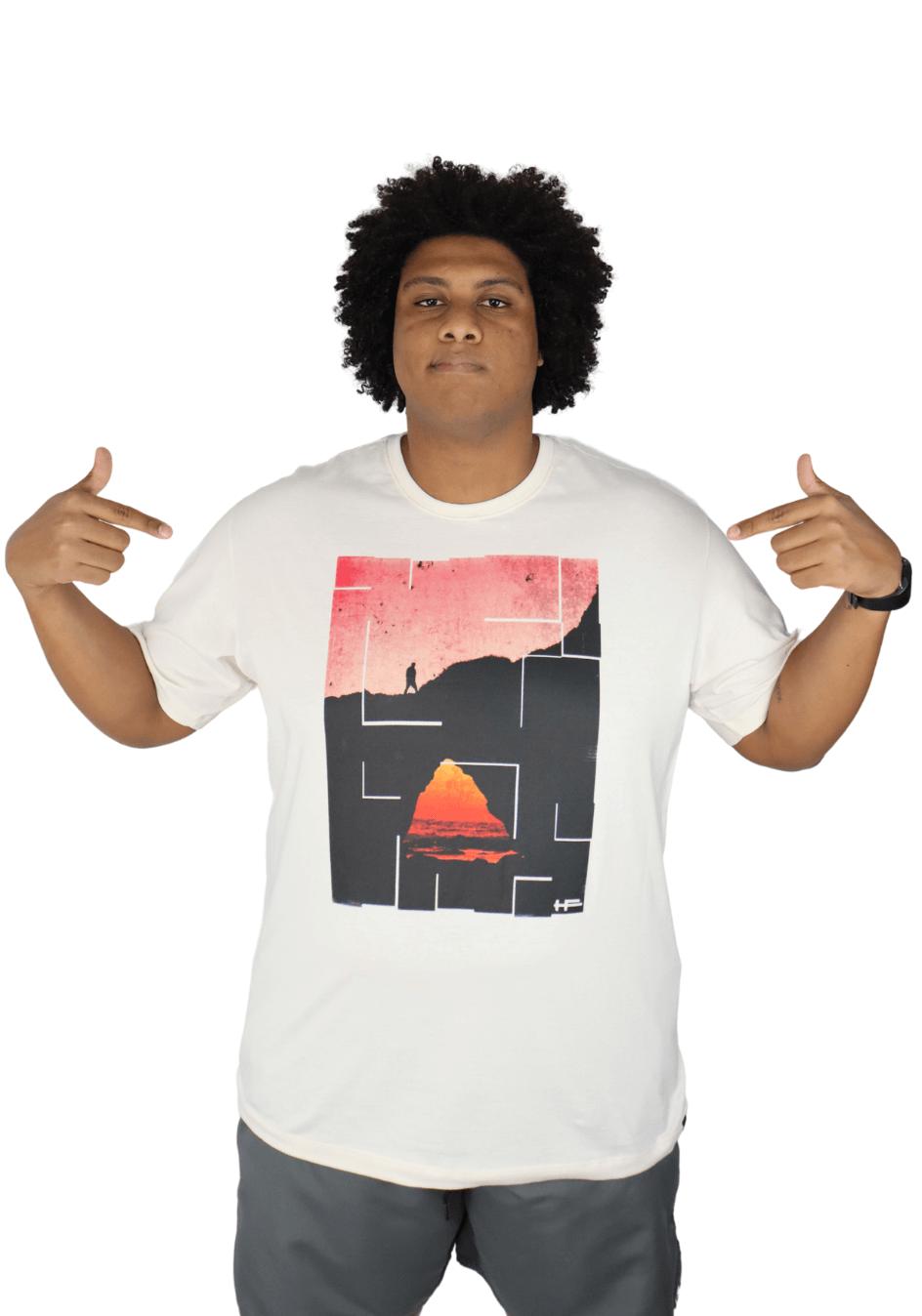 Camiseta Adventure XPlusSize