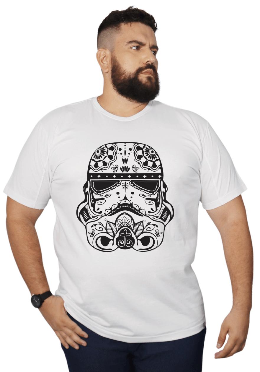 Camiseta Darth Vader - Star Wars Plus Size - Promoção