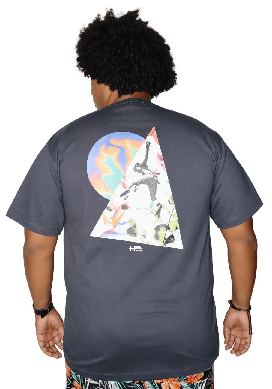 Camiseta Free Style XPlusSize
