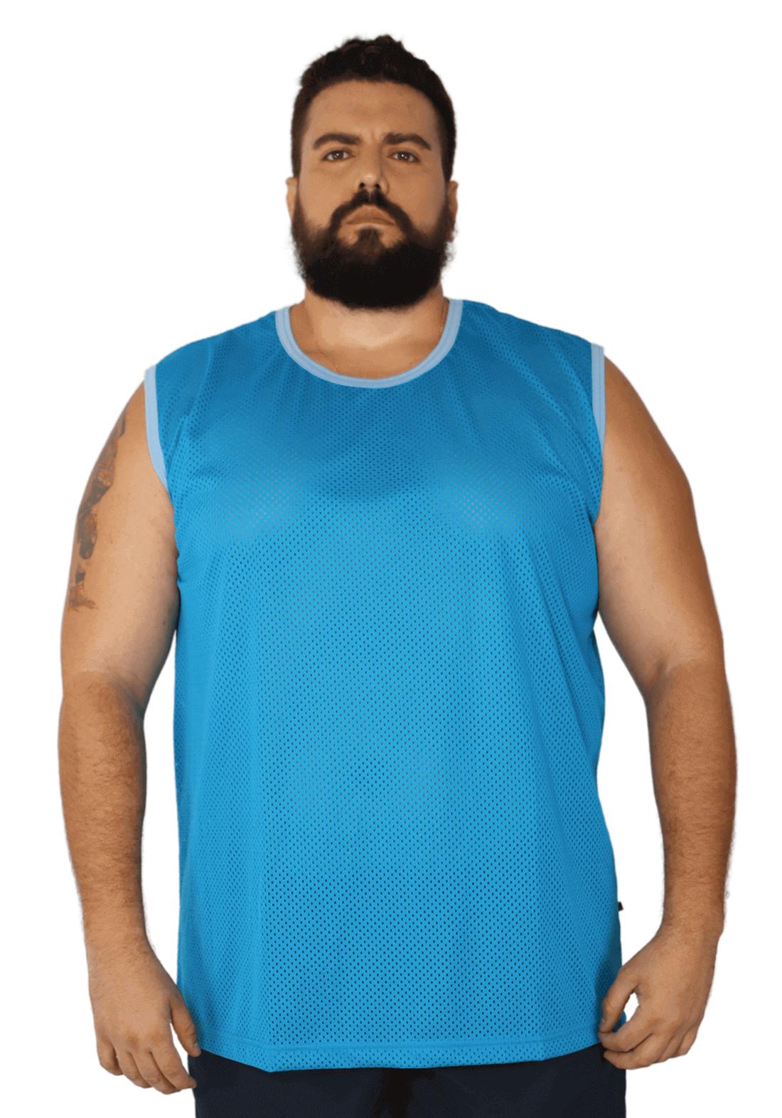 Camiseta Machão Dry-Fit Furadão Plus Size