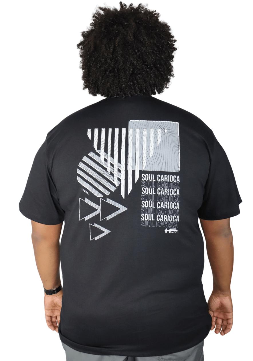 Camiseta Soul Carioca Plus Size