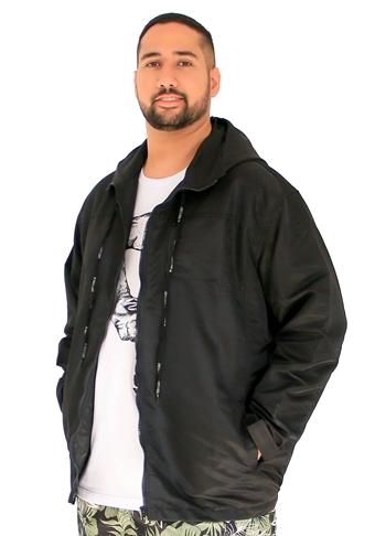 Jaqueta Pequenos Defeitos Plus Size