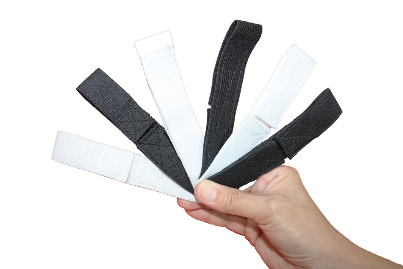 Protetor de Orelha Kit com 10 - Reguláveis para Máscara