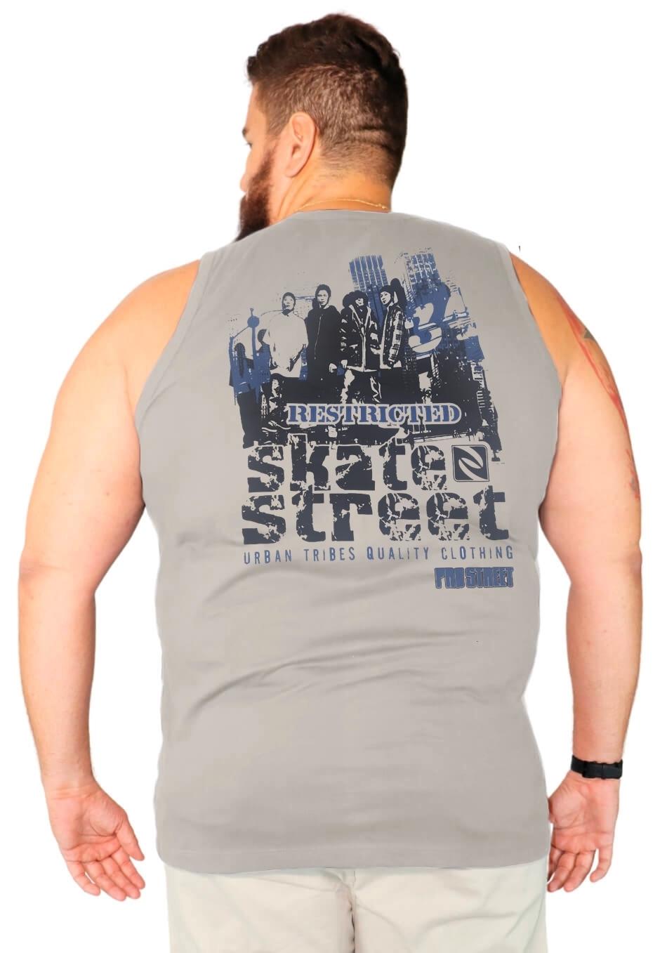 Regata Skate Street Plus Size - Promoção