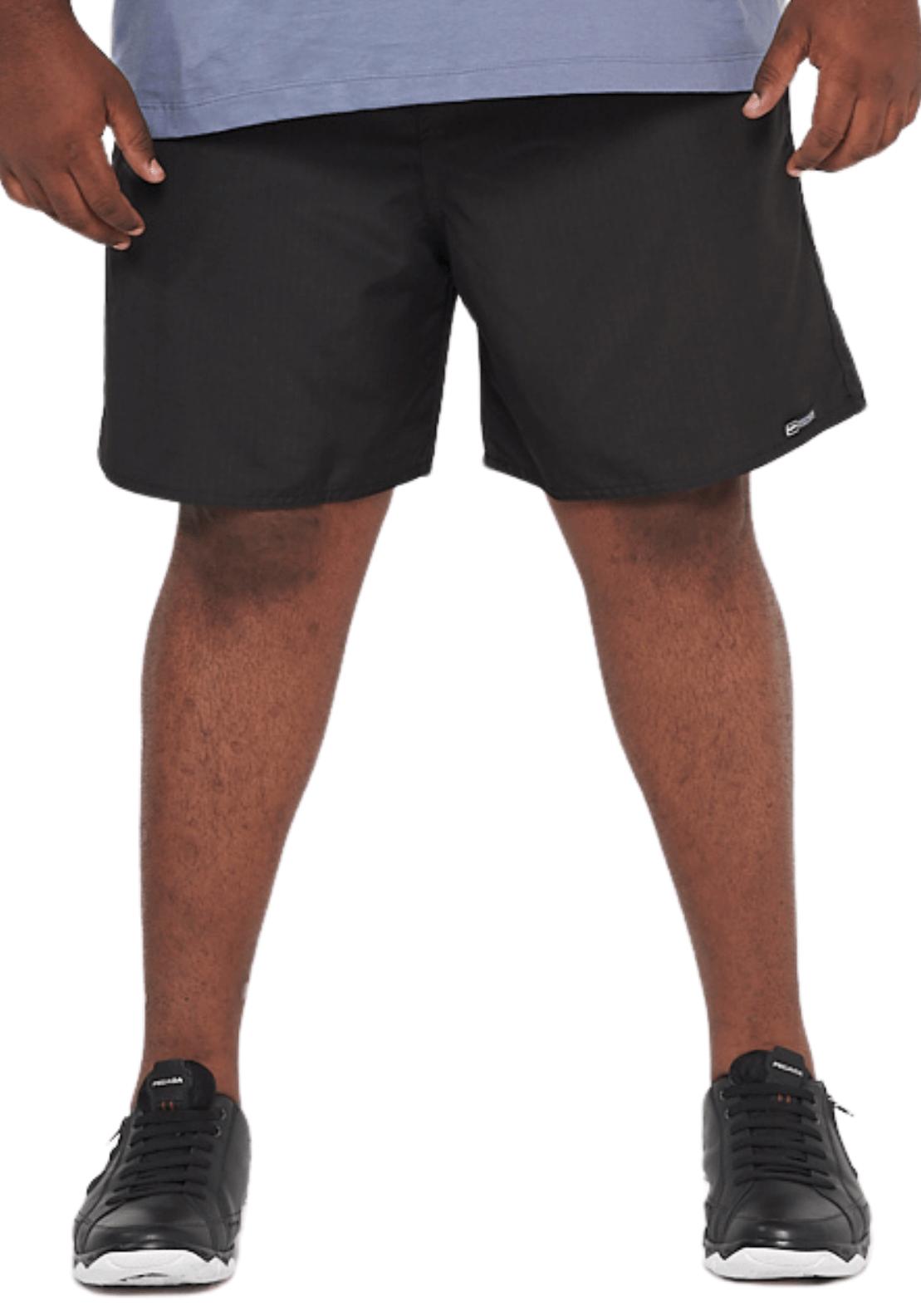 Short Plus Size Básico Tactel RibStop EXPlus