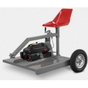 Aparador de Grama para Motocultivador AGT-700M Traseiro com Motor
