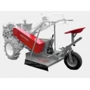 Aparador de Grama Roçadeira Traseira para Micro Trator