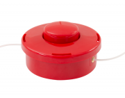 Carretel de Nylon Automático Vermelho Kawashima
