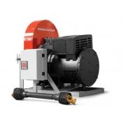 Cavalete Maquinafort Para Gerador 10,0 a 35,0 Kva para Trator