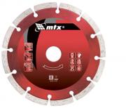 Disco de Corte Diamantado MTX Linha Premium Segmentado