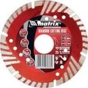 Disco de Corte MTX Diamantado Linha Premium Turbo/Segmentado