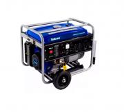 Gerador a Gasolina 6Kva 6000w 115/230v 60hz Mono 4T Partida Manual Multi-uso 389cc Com Rodas Refrigerado a Ar Tekna