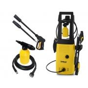 Lavadora de Alta Pressão Tekna Hlx1101V Mobile, 127V, 60hz, 1400w, com Rodas e Alça Alta
