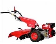 Micro Trator Kawashima MFD 743 + Enxada Rotativa AFER 72