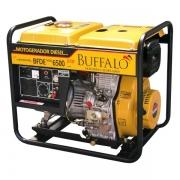 Motogerador Buffalo a Diesel BFDE 6500 STD