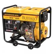 Motogerador Buffalo a Diesel BFDE 8.000