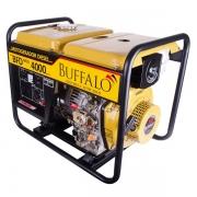 Motogerador Buffalo Diesel BFDE 4.000