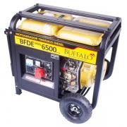 Motogerador Buffalo Diesel BFDE 6.500 Trifásico 220/380V