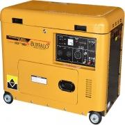 Motogerador Buffalo Diesel BFDE 8.000 Silencioso PLUS TRIF.220V