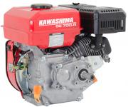 Motor Estacionário Kawashima GE 700-R a Gasolina / Redutor de Rotação (1800 rpm)