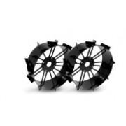 Rodas de Ferro para Micro Trator (Conjunto)