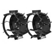 "Rodas de Ferro para Motocultivador 8"" (Conjunto) para Arar"