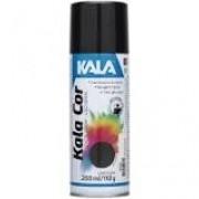 Tinta Spray Preta Kala