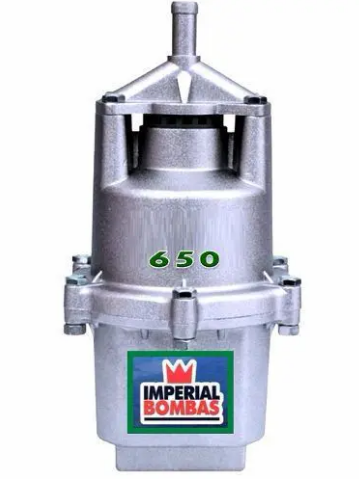 Bomba de Água tipo Sapo para Poço Mod 650 300 watts Imperial