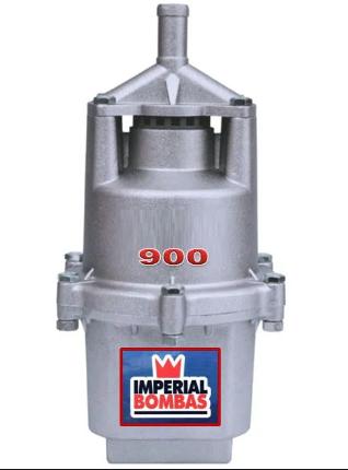 Bomba de Água tipo Sapo para Poço Mod 900 450 watts Imperial