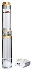 Bomba Submersa 3'' 1,5 HP / 127V Kajima