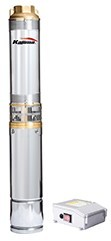 Bomba Submersa 4'' 0,75 HP 127V