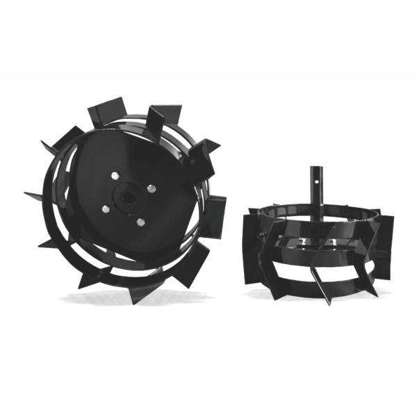 Conjunto Rodas De Ferro P/ Banhados