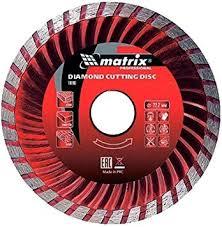 Disco de Corte Diamantado MTX Linha Premium Turbo